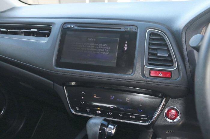 2015 Honda HR-V VTi-S MY15 Red