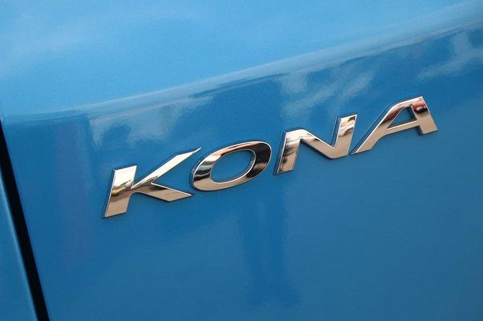 2019 Hyundai Kona Go OS.3 MY20 Blue