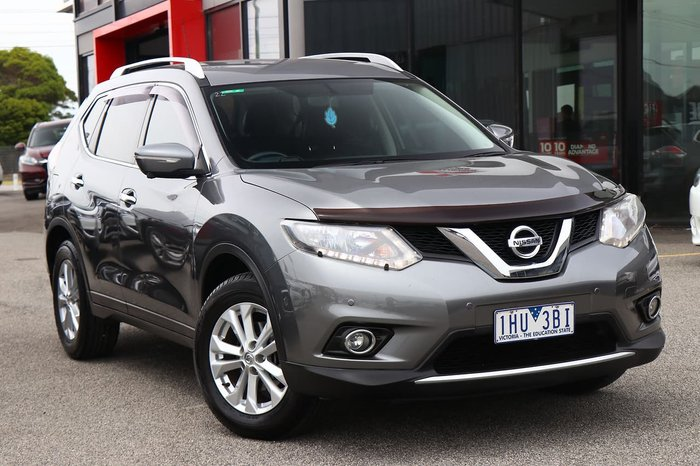 2015 Nissan X-TRAIL ST-L T32 Grey