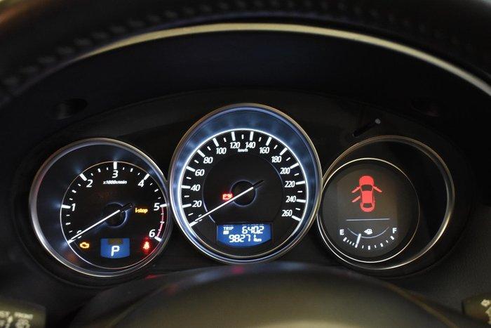 2016 Mazda CX-5 Maxx Sport KE Series 2 4X4 On Demand Sonic Silver