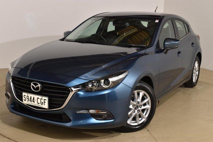 2018 Mazda 3 Maxx Sport BN Series Blue