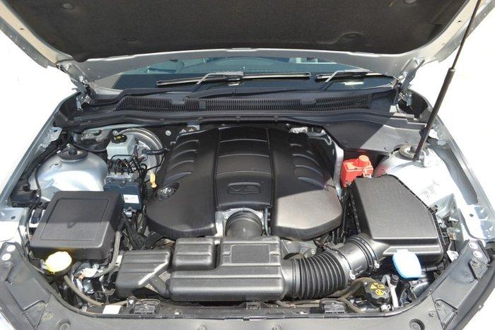 2015 Holden Calais V VF Series II MY16 SILVER