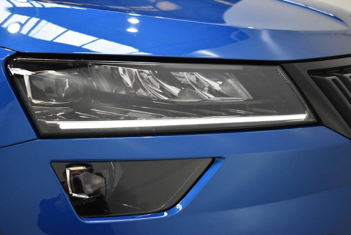 2020 SKODA Karoq 140TSI Sportline NU MY20.5 AWD Race Blue