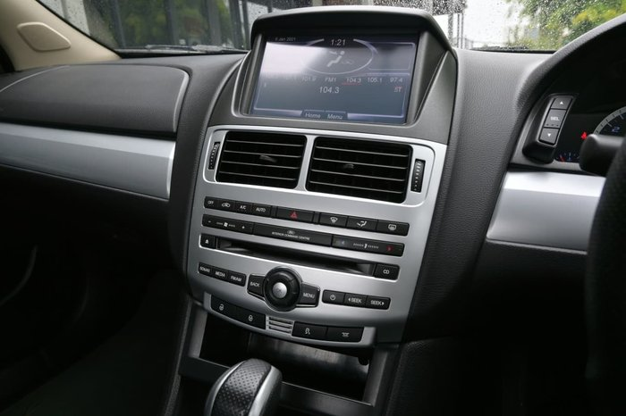 2012 Ford Falcon Ute XR6 EcoLPi FG MkII Blue