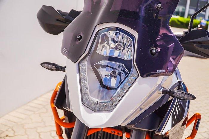 2015 KTM 1190 ADVENTURE R White