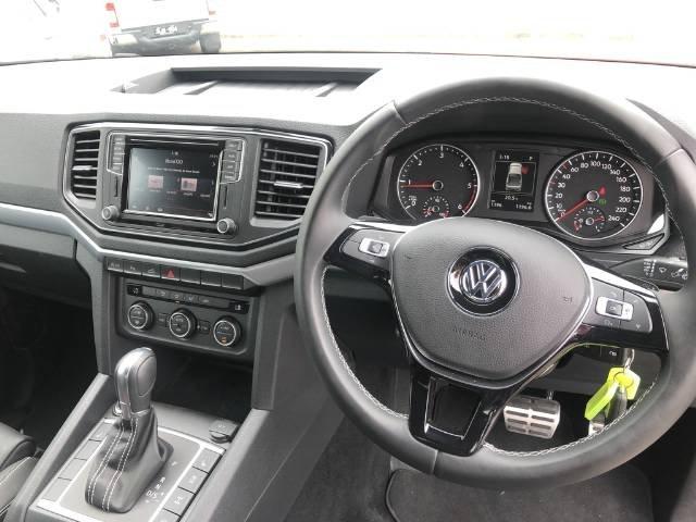2019 Volkswagen Amarok TDI580 Ultimate 2H MY20 4X4 Constant TORNADO RED