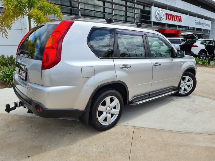 2008 Nissan X-TRAIL TS T31 4X4 On Demand Platinum