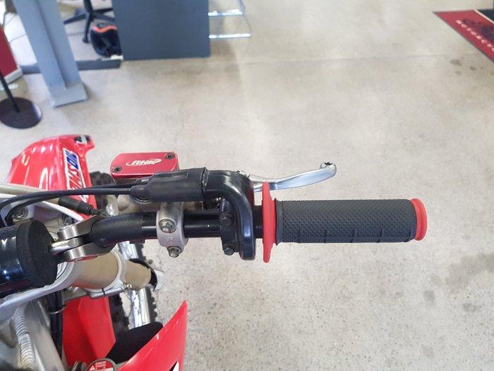 2013 Honda CRF450R Red