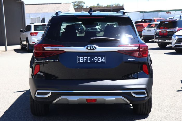 2020 Kia Seltos GT-Line SP2 MY20 4X4 On Demand Black