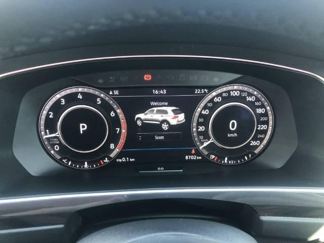 2019 Volkswagen Tiguan 132TSI Comfortline 5N MY19.5 Four Wheel Drive TUNGSTEN SILVER METALLIC