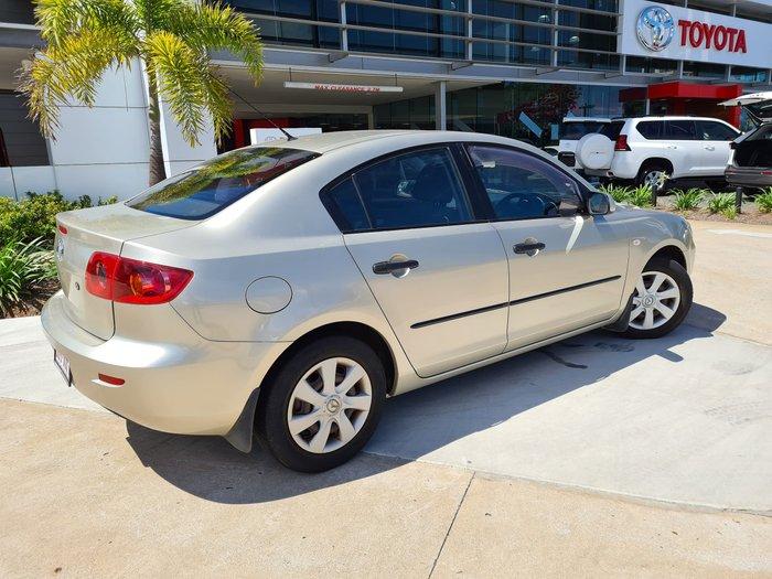 2004 Mazda 3 Neo BK Series 1 Gold