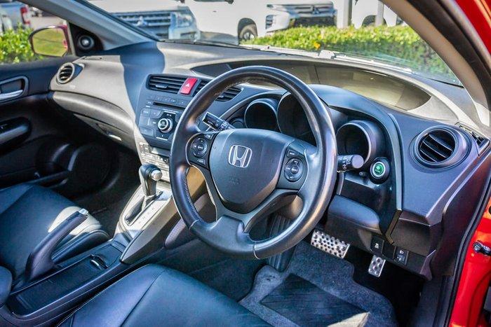 2013 Honda Civic VTi-L 9th Gen MY13 Red