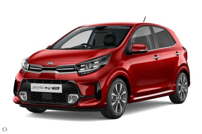 2020 Kia Picanto GT-Line JA MY21 Red