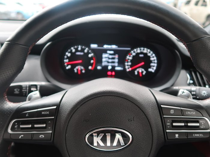 2019 Kia Stinger GT CK MY20 White