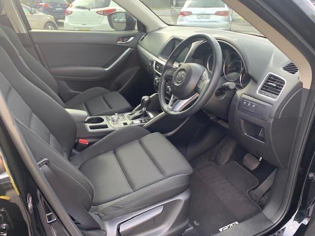 2016 Mazda CX-5 Maxx Sport KE Series 2 Jet Black