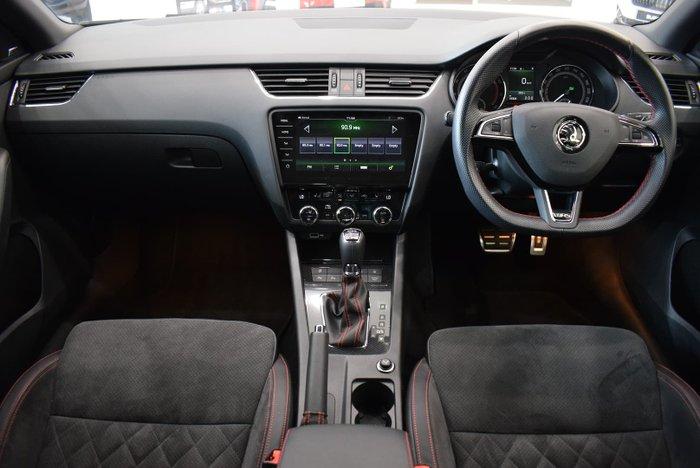 2019 SKODA Octavia RS 245 NE MY19 Brilliant Silver