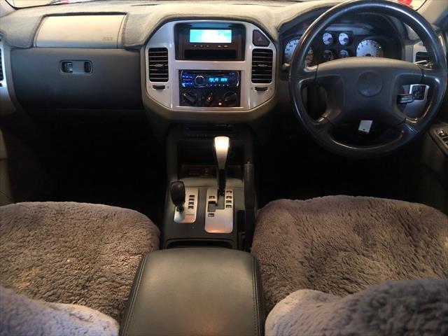 2005 Mitsubishi Pajero Platinum Edition NP MY05 4X4 Black