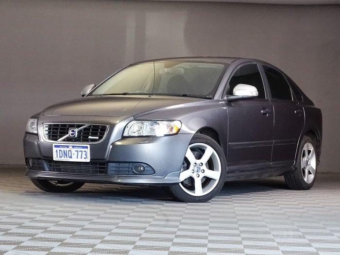2011 Volvo S40 T5 R-Design MY11 Grey