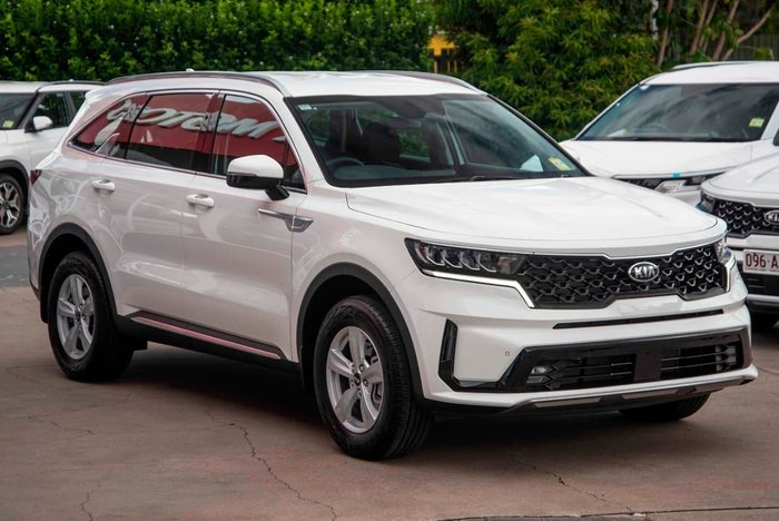 2020 Kia Sorento S MQ4 MY21 Clear White