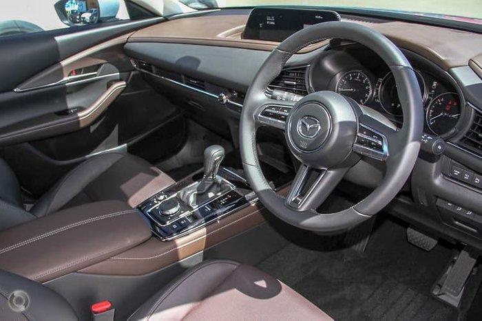 2020 Mazda CX-30 G20 Touring DM Series Sonic Silver