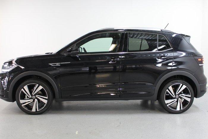 2020 Volkswagen T-Cross 85TSI Style C1 MY21 Deep Black