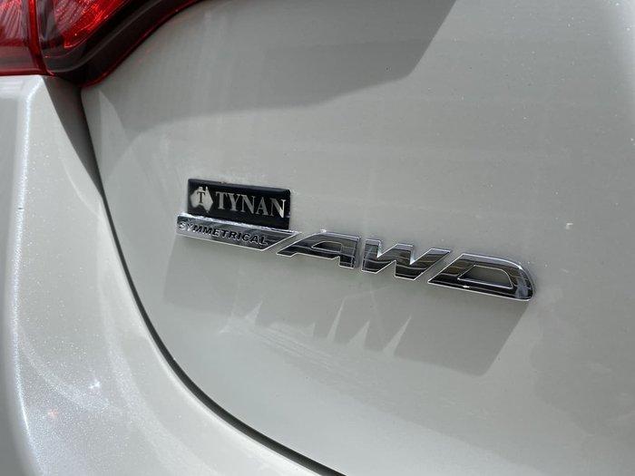 2017 Subaru Liberty 2.5i 6GEN MY17 Four Wheel Drive White