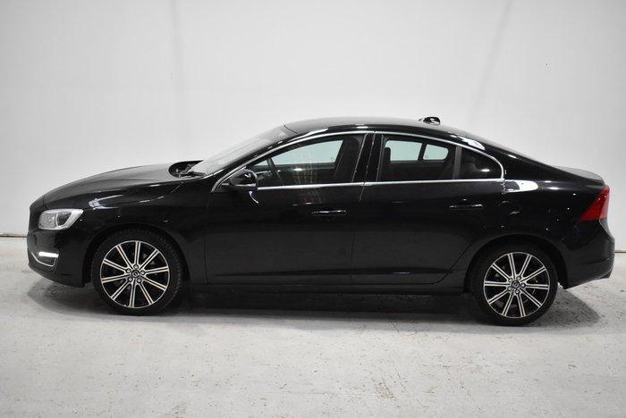 2016 Volvo S60 T4 Luxury MY16 Black