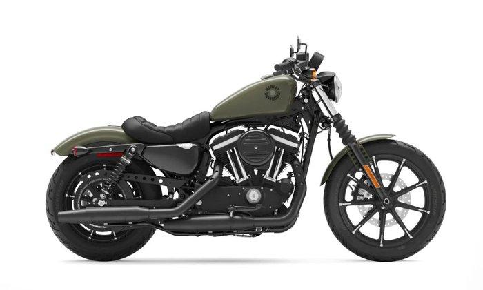 2021 Harley-davidson XL883N IRON 883 BLACK