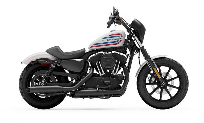 2021 Harley-davidson XL1200NS IRON 1200 BLACK
