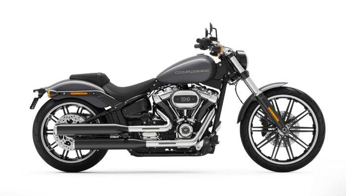2021 Harley-davidson FXBRS BREAKOUT (114) BLACK