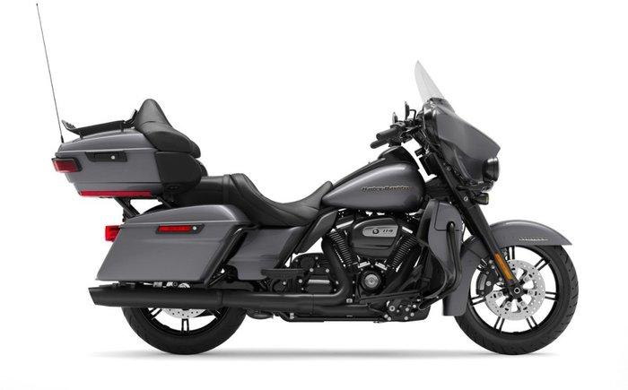 2021 Harley-davidson FLHTK ULTRA LIMITED BLACK