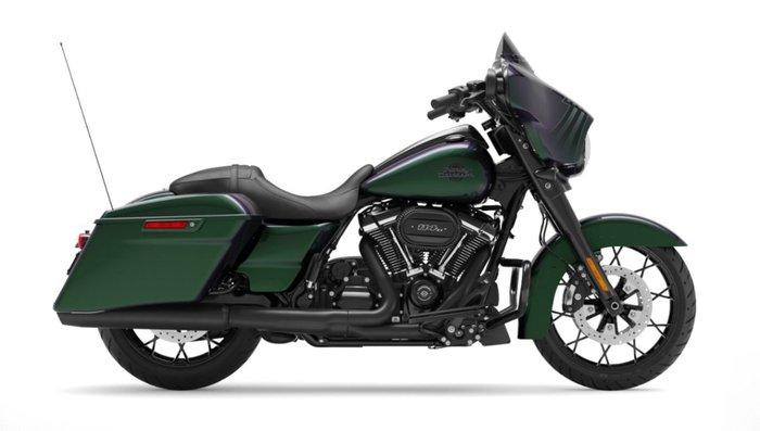 2021 Harley-davidson FLHXS STREET GLIDE SPECIAL BLACK