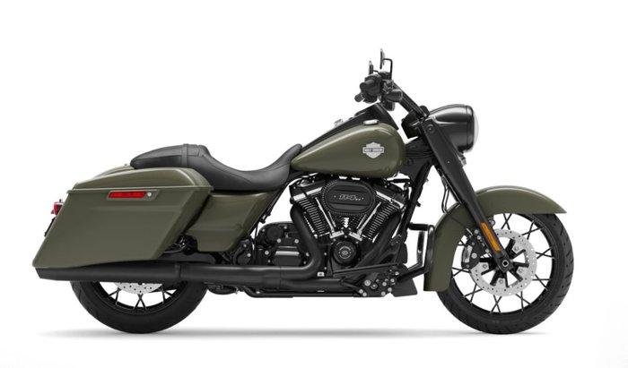2021 Harley-davidson FLHRXS ROAD KING SPECIAL BLACK