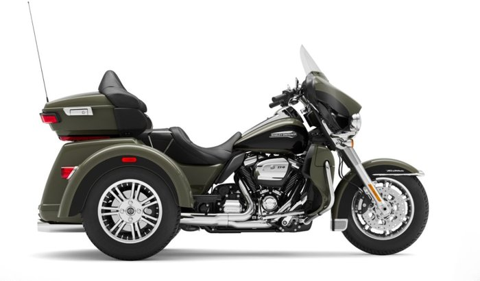 2021 Harley-davidson FLHTCUTG TRI GLIDE ULTRA BLACK