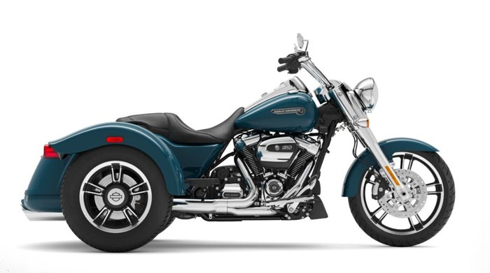 2021 Harley-davidson FLRT FREEWHEELER BLACK