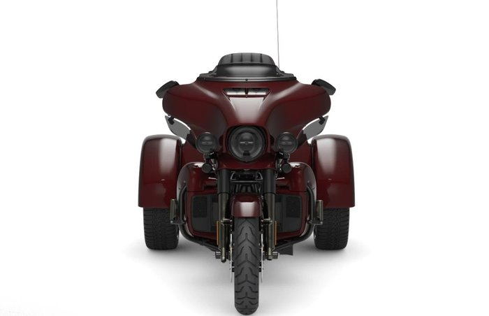 2021 Harley-davidson FLHTCUTGSE CVO TRI GLIDE BLACK