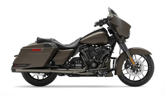 2021 Harley-davidson FLHXSE CVO STREET GLIDE BLACK