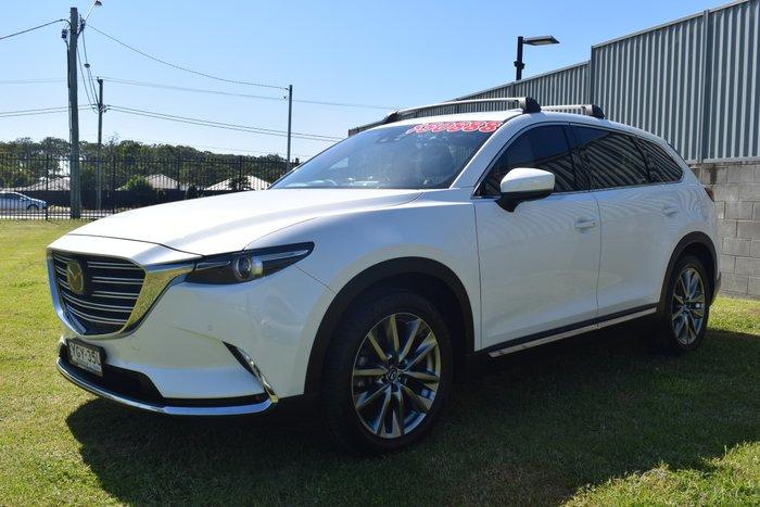 2017 Mazda CX-9 Azami TC Snowflake White Pearl