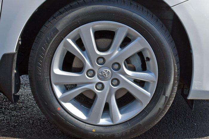 2011 Toyota Corolla Ascent Sport ZRE152R MY11 Glacier White