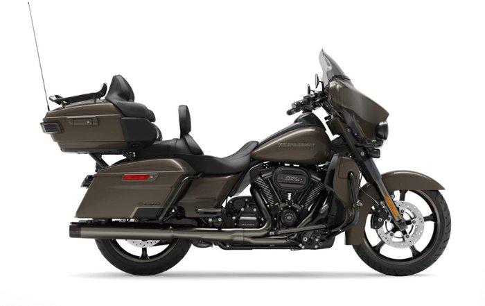 2021 Harley-davidson FLHTKSE CVO LIMITED BLACK