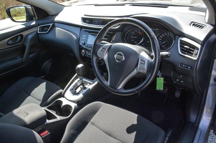 2017 Nissan QASHQAI ST J11 Platinum