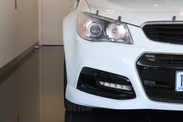2015 Holden Commodore SV6 VF MY15 White