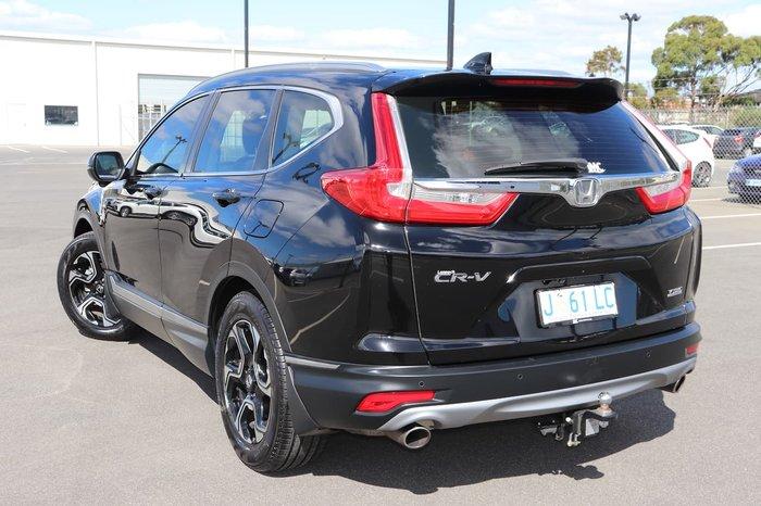 2017 Honda CR-V VTi-L RW MY18 Black