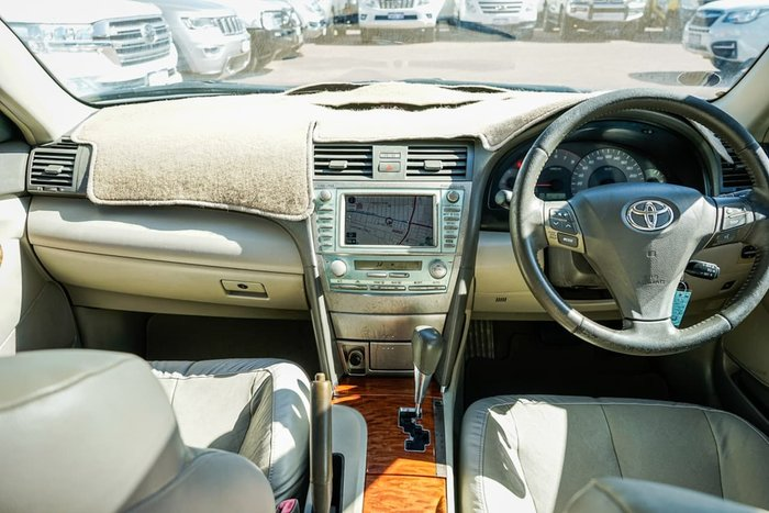 2007 Toyota Camry Grande ACV40R Gold