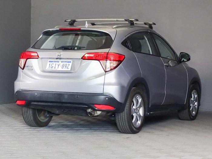 2017 Honda HR-V Limited Edition MY17 Silver