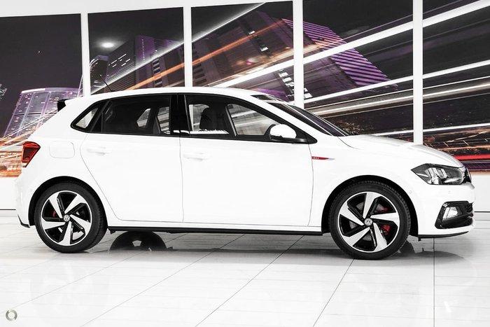 2020 Volkswagen Polo GTI AW MY20 White