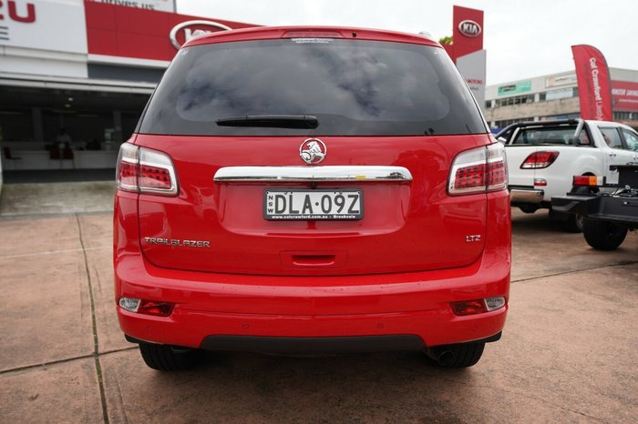 2016 Holden Trailblazer