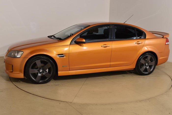 2010 Holden Commodore SV6 VE MY10 Orange