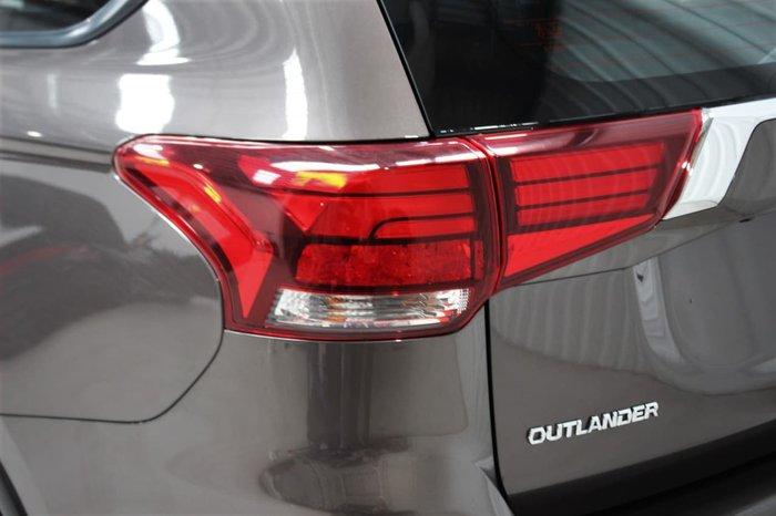 2019 Mitsubishi Outlander ES ZL MY20 4X4 On Demand Brown