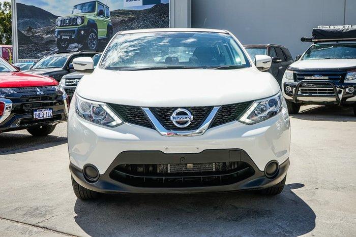 2017 Nissan QASHQAI ST J11 White